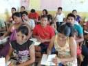 Comunidades indígenas com polo da EaD do Campus Amajari recebem visita