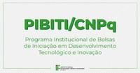 Disponível resultado preliminar do Pibiti