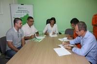 IFRR, Corpo de Bombeiros e Academia de Polícia assinam termo de cooperação para realização de curso