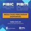 Disponível resultado preliminar do Pibic e do Pibiti