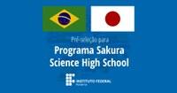 Divulgado resultado da pré-seleção para programa de intercâmbio no Japão