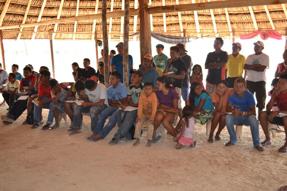 ... do Centro Nutri na Terra Indígena Raposa Serra do Sol — Reitoria