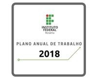 Plano Anual de Trabalho já está disponível no portal do IFRR