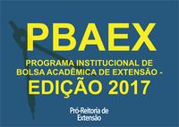 Proex lança edital do programa de bolsas de extensão 2017