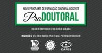 Propesq publica edital de bolsa para programa de doutorado
