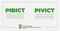 Publicado resultado final da seleção do Pibict e do Pivict